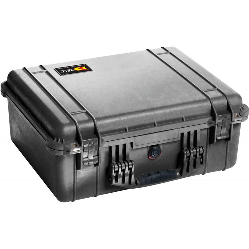 Peli Valise de protection etanche 47.3×36×19.6cm avec mousse Noir
