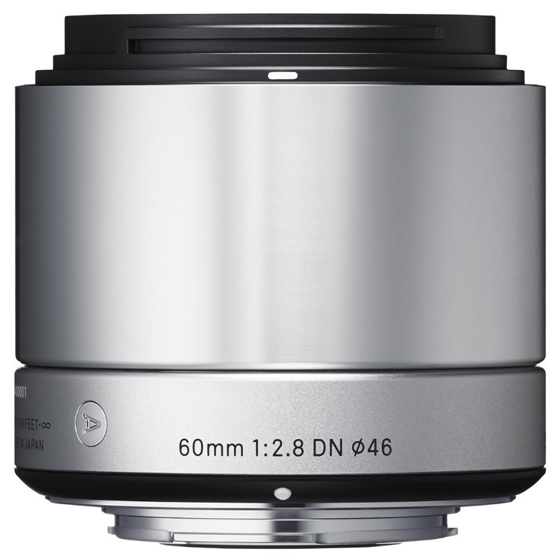 Sigma 60mm F2.8 DN Art Metal - Sony E
