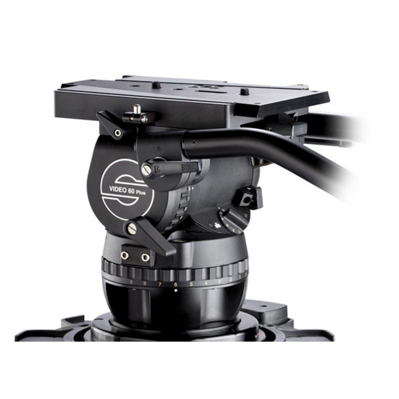 Sachtler Video 60 Plus Studio - 6001