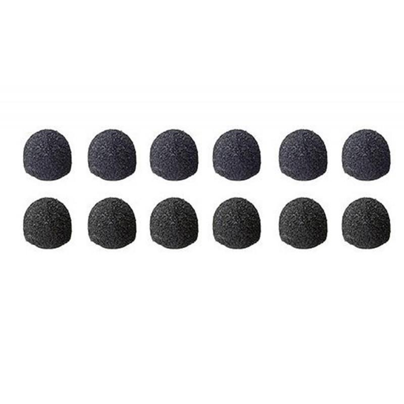 Sony 12x pare-vent pour ECM-77 (12x noir)