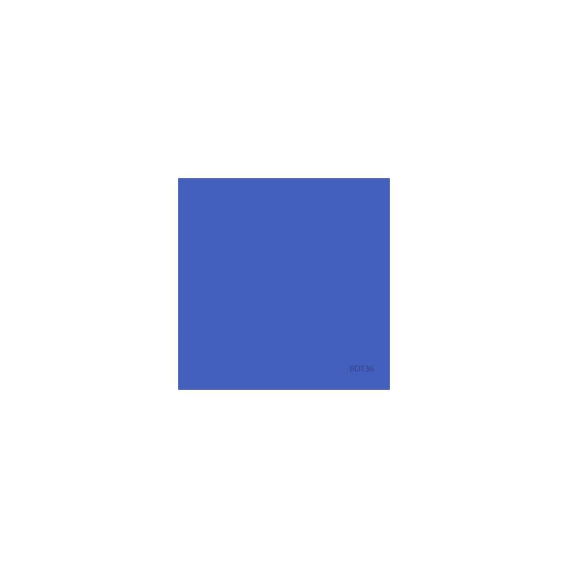 Rouleau Fond Papier BD 1,36 x 11m FOTO BLUE