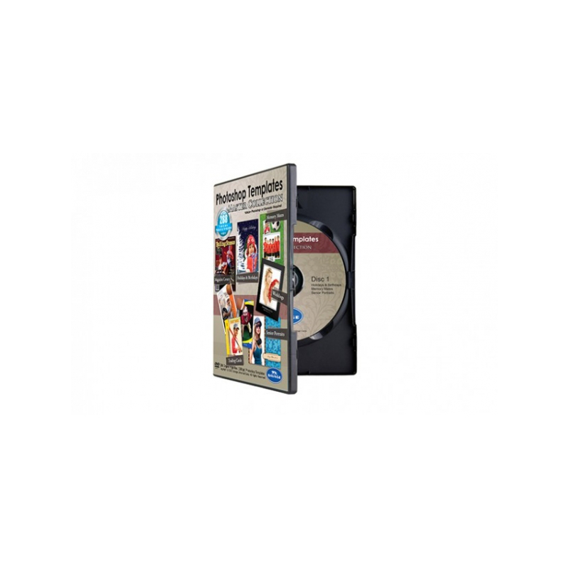 PHOTO TEMPLATE MASTER COLLECTION BD