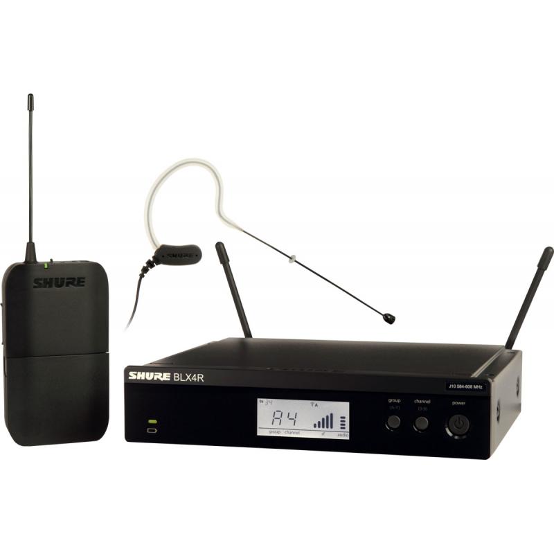 Shure BLX14R/MX53 Pack sans fil Rackable BLX avec Micro MX153