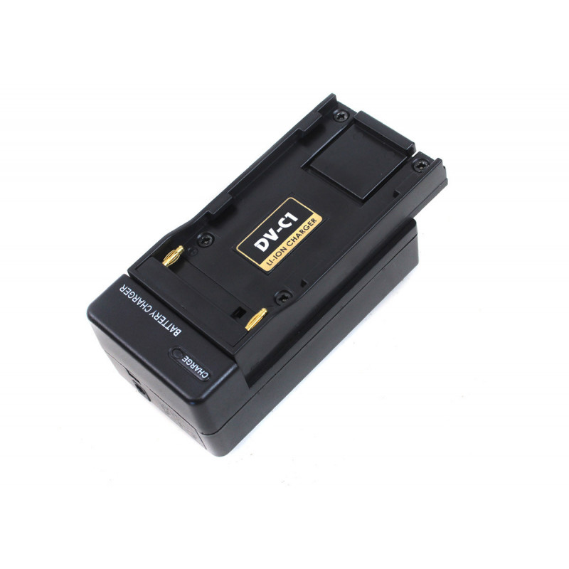 Hawk-Woods - Sony NP-F Battery Charger — 1-Channel Slow