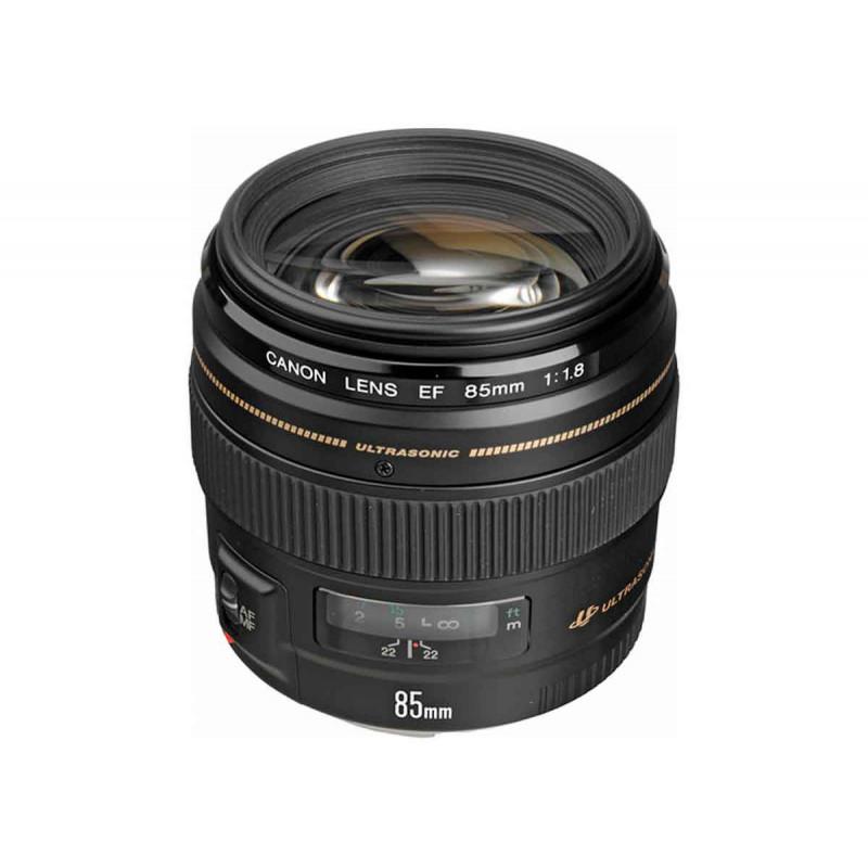 Canon Objectif EF 85mm F1,8 USM
