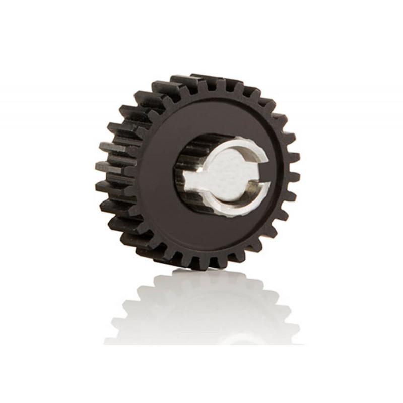 Shape Engrenage 0.8 mm à  28 dents en aluminium pour FFPRO