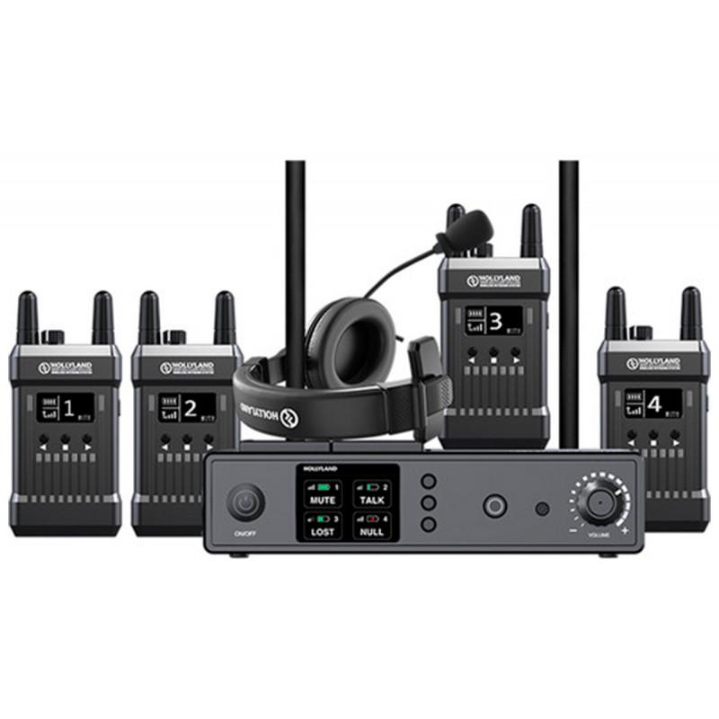 Hollyland MARS T1000 Systeme Intercom Audio Hollyland (1000ft) Valise