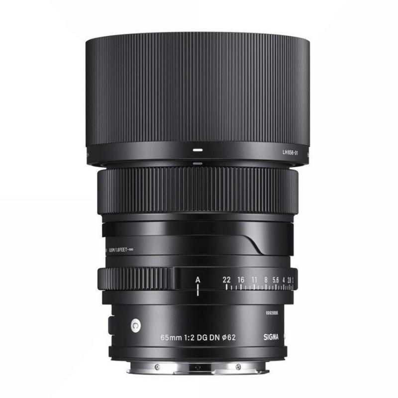 Sigma 65mm f/2 DG DN Contemporary - Leica L
