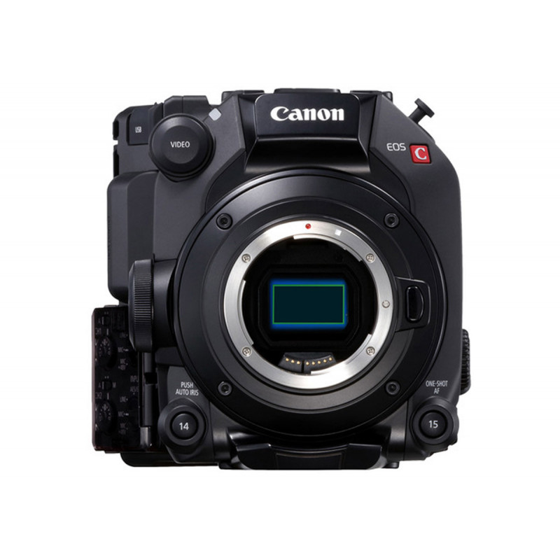 Canon EOS C300 Mark III Caméra 4K Super 35 - Monture EF